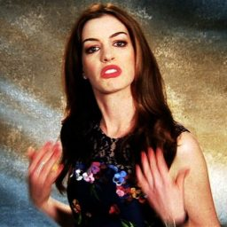 Actress Anne Hathaway Calls for Destruction of the 'Myth' of 'Whiteness'