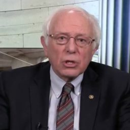 Bernie Sanders to Sarah Silverman: America 'Starves Little Children,' Bombs Houses and 'Buses of Children'