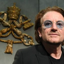 Bono Meets Pope Francis to Discuss 'Wild Beast that Is Capitalism'