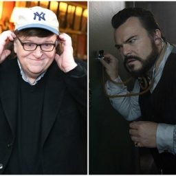 Box Office: Michael Moore Bombs, Jack Black's 'The House With a Clock in Its Walls' Wins with $26M