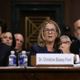 Christine Blasey Ford Says She Met Rep. Eshoo a Week Later Than Initially Claimed