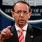Deputy AG Rosenstein heading to White House expecting to be fired, sources say