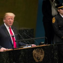 Donald Trump at the United Nations: Reject Socialism's 'Decay' and 'Misery' in Venezuela