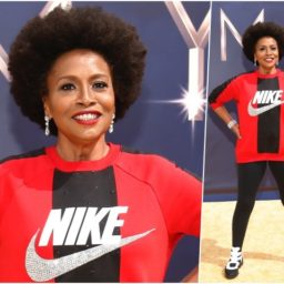 Emmys: Watch – Actress Jennifer Lewis: 'Thank You Colin' Kaepernick for 'Leading Resistance'