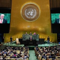Establishment Media Sides with Countries Laughing at America at U.N.