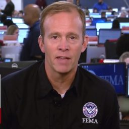 FEMA's Long Defends Trump on Puerto Rico Death Dispute — Studies Are 'All Over the Place'