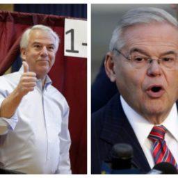 Fourth Prominent Democrat Endorses GOP's Hugin Over Menendez in NJ Senate Race