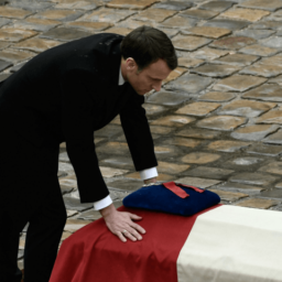 French President Macron To Create Memorial Museum to Terror Victims