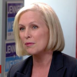 Gillibrand: 'How Dare' Republicans 'Not Even Afford the Basic Courtesies' to Dr. Ford