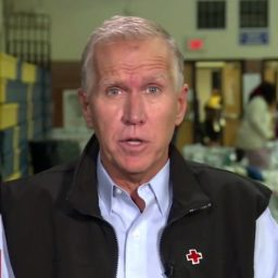 GOP Sen Tillis: 'Why on Earth' Were Allegations Against Kavanaugh Not Discussed Earlier?