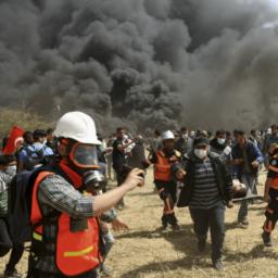 Hamas Plots More Border Riots Targeting Israelis
