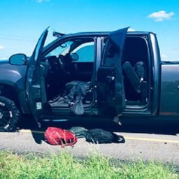 High-Speed Chase Ends with Smuggler, 8 Migrants Caught in South Texas