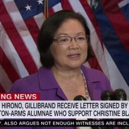Hirono: Why Isn't Kavanaugh 'Asking for an FBI Investigation If He Has Nothing to Hide'