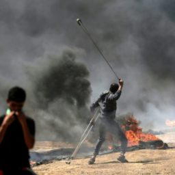 IDF: Over 100 Bombs, Grenades Hurled at Israeli Soldiers During Friday Gaza Riots