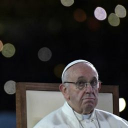 Jesuit Priest Tells Pope Francis: 'Be a Man' and Answer Accusations