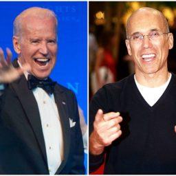 Joe Biden, Jeffrey Katzenberg Team for Beverly Hills Fundraiser for Democrats