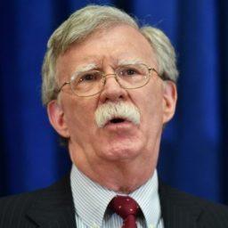 John Bolton: China 'Very Dangerous, Very Aggressive' in South China Sea
