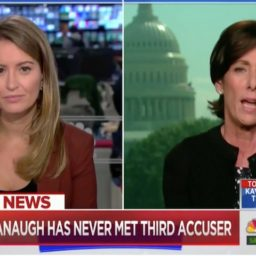 Katy Tur Battles Kavanaugh's Lawyer — 'Don't Put Words in My Mouth'
