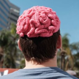 Kavanaugh Accuser Christine Blasey Ford Donned 'Brain' Pussy Hat for Anti-Trump March