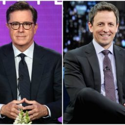 Late-Night Hosts Rip Brett Kavanaugh: Republicans Want to 'Normalize Sexual Assault'