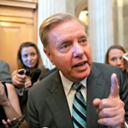 Lindsey Graham Warns Democrats: 'You Better Watch Out for Your Nominees'