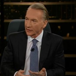 Maher: Kavanaugh's Defenders Want Us To Believe Ford 'Traveled Back in Time' to Mess Up Kavanaugh's Life