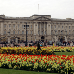 Man Carrying a Taser Arrested at Buckingham Palace
