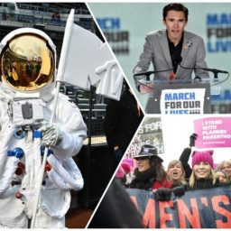 MTV Launches Voter Registration Drive Inspired By Women's March, March for Our Lives