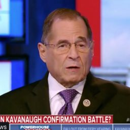Nadler: If Kavanaugh Confirmed, 'House Would Have to' Investigate 'Any Credible Allegations'