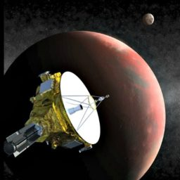 NASA Announces Spacecraft Flyby of Object Four Billion Miles from Earth