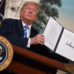 New York Times: Trump's Iran Sanctions 'Working'; Foreign Policy 'Success'