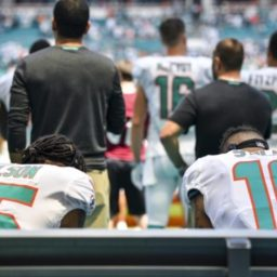 NFL Down to Three Anthem Protesters in Early Kickoffs
