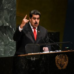 Nicolas Maduro Tells U.N.: 'Venezuela Is Stronger than Ever'