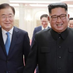 North and South Korea Agree to Joint Search for Korean War Remains