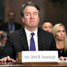 One of Kavanaugh's Late Accusers Is Referred for Prosecution for Lying