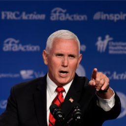 Pence to Obama: Economy Booming Because Trump Administration Rolling Back Failed Obama Policies