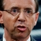 Rosenstein launched 'hostile' attack in May against Republicans over Russia records: congressional email