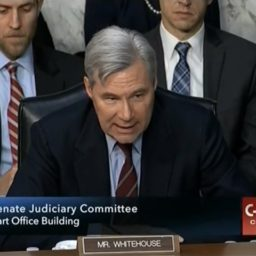 Sen. Whitehouse to Ford: I 'Pledge' However Long It Takes I Will Make Sure Your Claims Get a Full Investigation