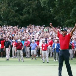 Tiger Woods' Big Win Leads to 206% Ratings Increase for NBC