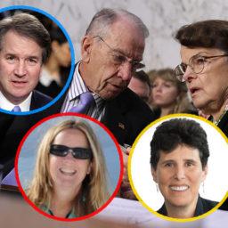 Timeline: Democrats' Changing Demands for Christine Blasey Ford's Testimony