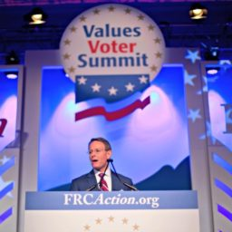 Tony Perkins at Values Voter Summit: 'Pray' and 'Vote' for the 'Sake of America'
