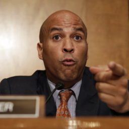 Trump: Cory Booker Wants to be President After Running Newark 'into the Ground'