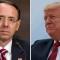 Trump postpones meeting with Rosenstein to next week