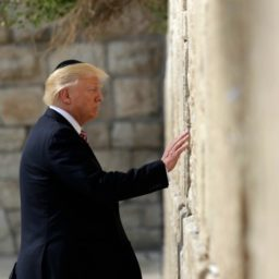 Trump Sends 'Warmest Greetings' in Yom Kippur Message