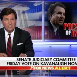 Tucker Carlson: 'Kavanaugh Stands Between the Democratic Party and the Power It Seeks'