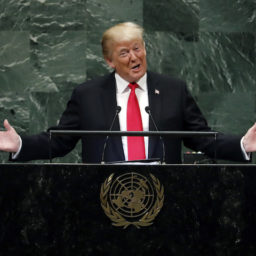 United Nations Audience Laughs at Donald Trump During Speech