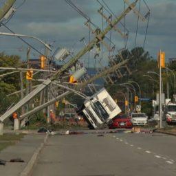 VIDEOS: Tornadoes Rock Canada's Capital