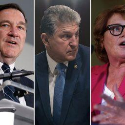 Vulnerable Senate Democrats Remain Open to Supporting Brett Kavanaugh