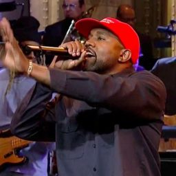 Watch — Kanye West Rips Democrat Welfare State in Pro-Trump Speech on 'SNL': '90 Percent of News Are Liberal'