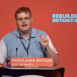 WATCH: Young Corbynite Gives Impassioned Plea for Brexit at Labour Conference Split Over Referendum